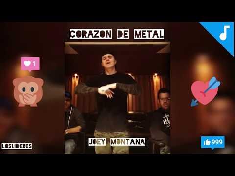 Joey Montana - Corazon De Metal (Preview)