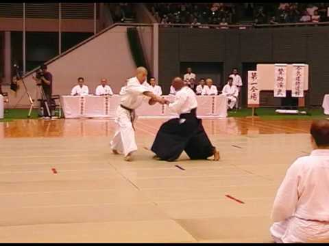 Awesome Aikido ~ HQ Video ~ Joe Thambu Shihan, 2005