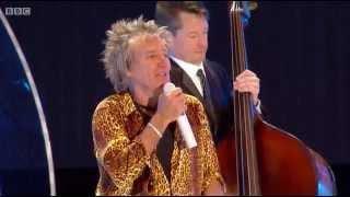 "Rod Stewart   Tom Traubert""s Blues (Waltzing Matilda) BBC Radio 2 Live in Hyde Park 2015"