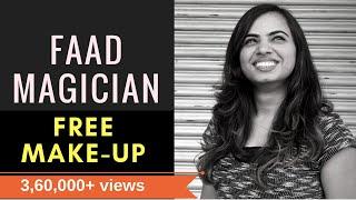 FAAD MAGICIAN - FREE MAKEUP PRANK | RJ ABHINAV thumbnail