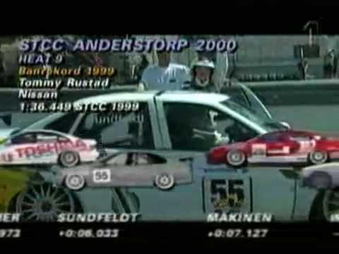 STCC 2000 deltävling 5 Anderstorp och CART Chicago