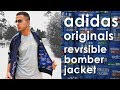Adidas Originals Reversible Bomber Jacket