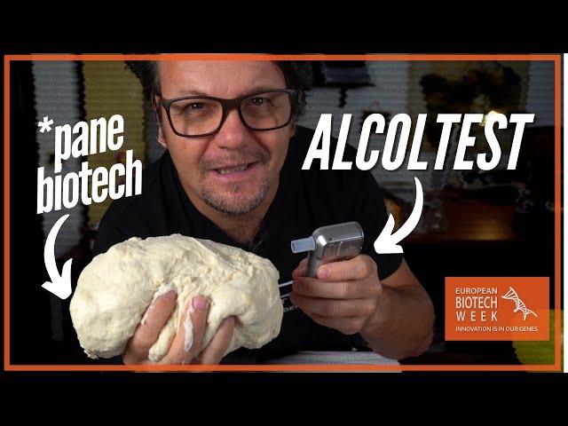 Ho fatto l'alcoltest al pane (e altri esperimenti biotecnologici)