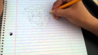 How to draw Mario PT.1