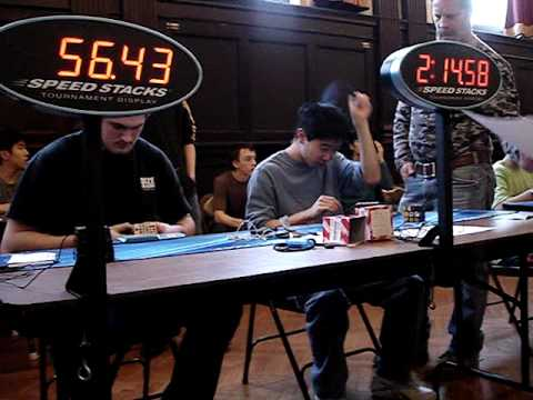 Dan CohenFormer World Record 6x6 Newark Winter 2009