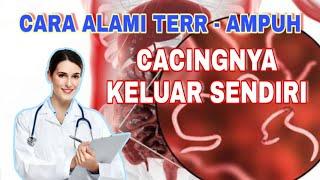 WASAPADA! Bahaya Cacing Kremi Bagi Kesehatan Tubuh.