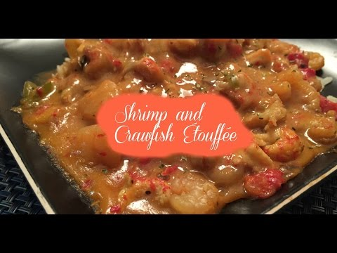 [LOVECOCO] In The Kitchen With Coco- Shrimp And Crawfish Étouffée