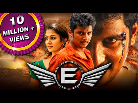E (2019) New Hindi Dubbed Full Movie | Jiiva, Nayanthara, Pasupathy, Ashish Vidyarthi, Karunas