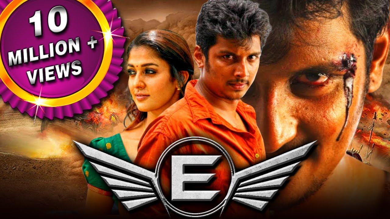 Download E (2019) New Hindi Dubbed Full Movie | Jiiva, Nayanthara, Pasupathy, Ashish Vidyarthi, Karunas