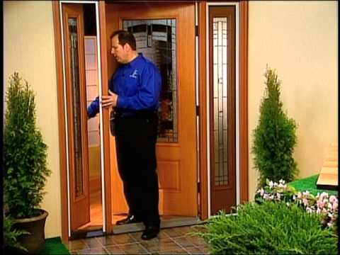 Fiberglass Exterior Doors | Exterior Oak Doors | The Money Pit   YouTube