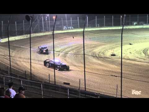 Moler Raceway Park | 8.28.15 | Diamond Cut Lawn Care Sport Mods | Heat 2