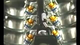Motor V10 Renault - F1