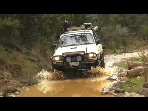 4x4 Adventure Club - Wombat / Lerderderg State Forests (S1/E3)