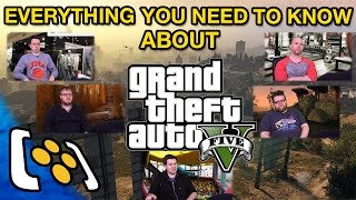 GTA 5 PC: Everything You Need To Know - VideoGamer