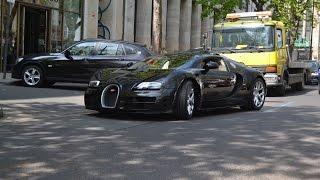 2010 Bugatti Veyron 16.4 Grand Sport In Rome Videos