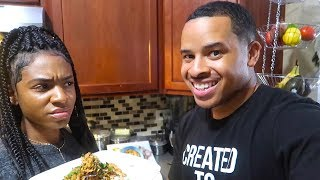 COOKING WITH BAE #4 + Eat and Greet with Gabby in Chicago! ▸ Life With the Logans - S5 EP12