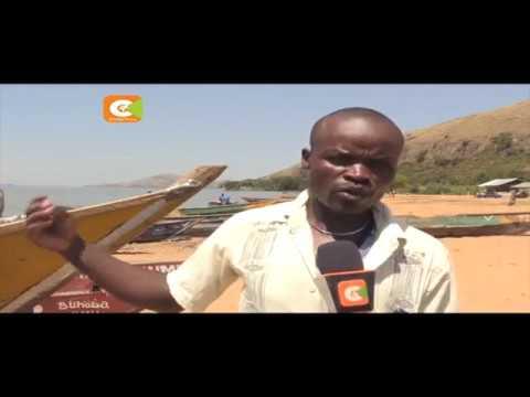 Kenyan fishermen accuse Uganda police of harassment