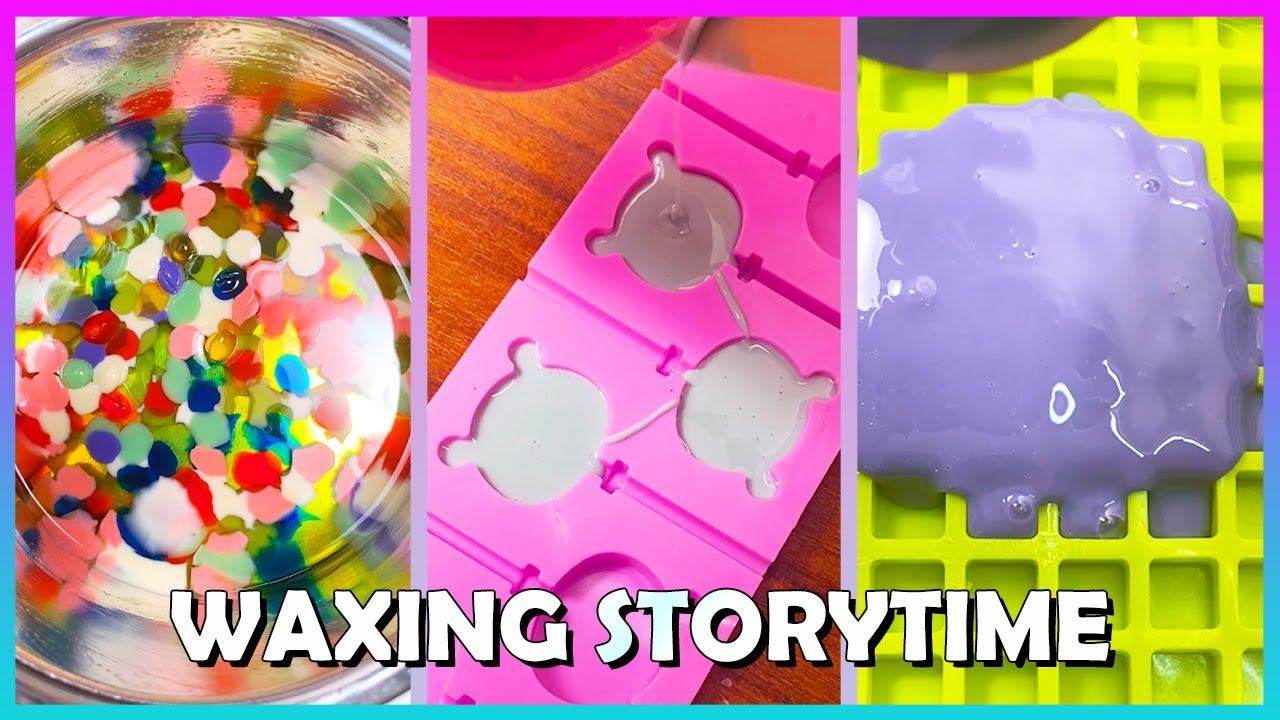 Download Satisfying Waxing Storytime #71 My boyfriend has many personalities ✨😲 Tiktok Compilation
