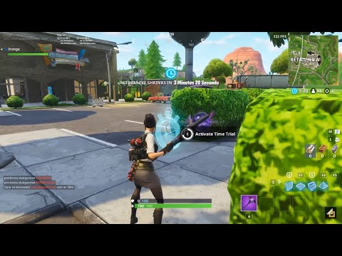 COMPLETE TIME TRIALS LOCATIONS! ALL TIME TRIAL LOCATIONS FORTNITE WEEK 6 CHALLENGES GUIDE