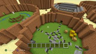 Minecraft Map Review #4 - Fun Puzzle/Hunt Map. PS3/PS4/PC