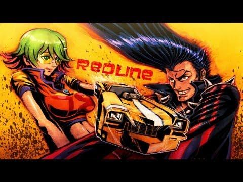 Gamefreak Anime Reviews - RedLine Review