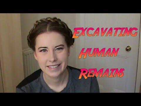 Excavating Human Remains