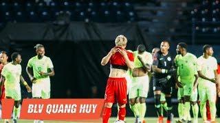 Việt Nam lỡ hẹn ngôi vương King's Cup sau thất bại trong loạt luân lưu trước Curacao