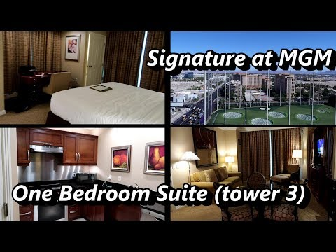 The Signature At MGM Grand - 1 BR Suite