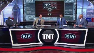 Inside The NBA: Chuck's Bracelet Story