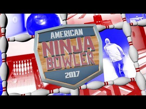 American Ninja Bowler - Ninja Warrior Spinoff