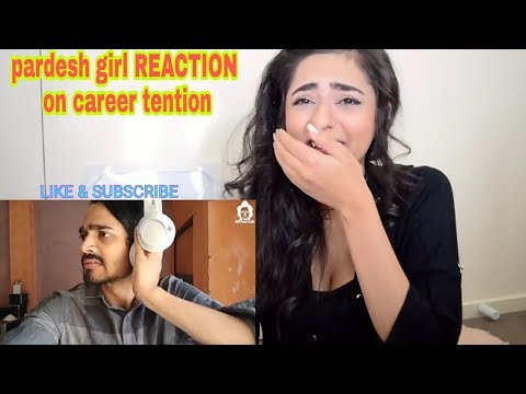 BB Ki Vines career tention REACTION  pardesi girl reaction on bb ki vines carrer REACTION hd