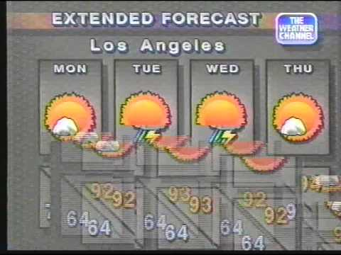 Extended Travel Forecast - Sept 8, 1996