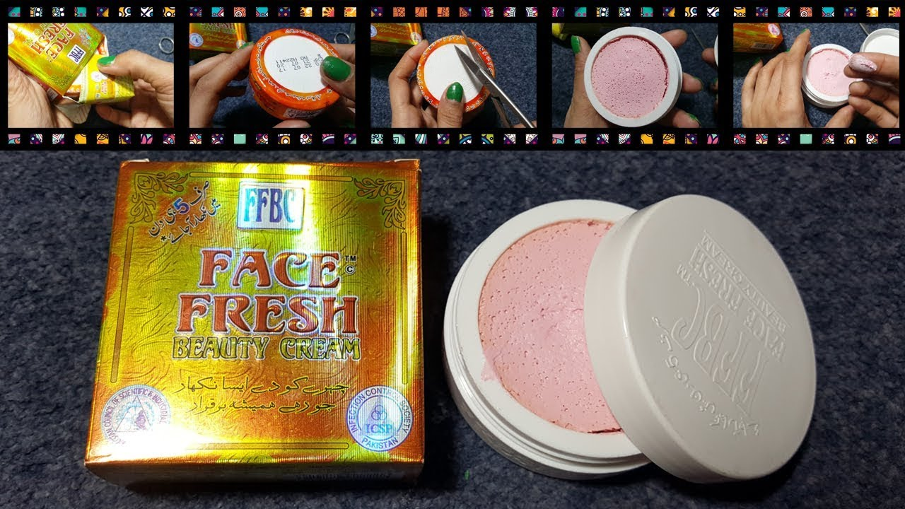 Face Fresh Beauty Cream Review, Benefits, Uses, Price ...