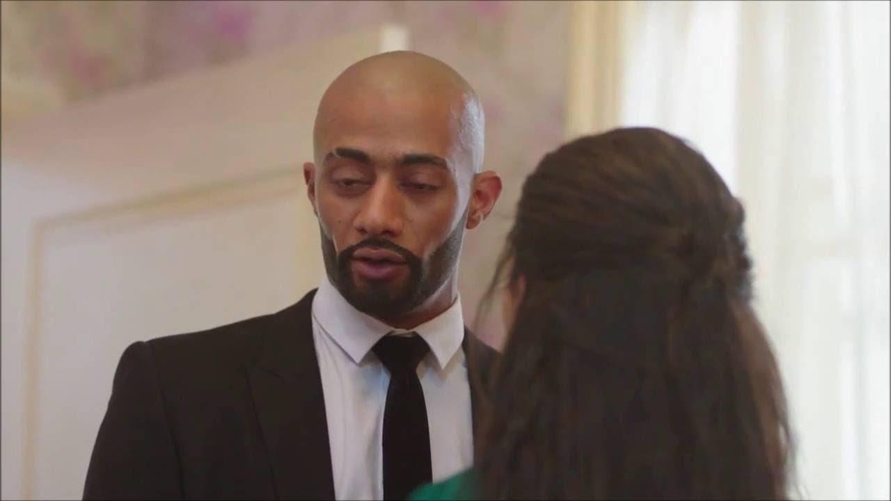 ناصر يطلب الرجوع لـ شهد بعد طلاقهما مسلسل الاسطورة محمد رمضان