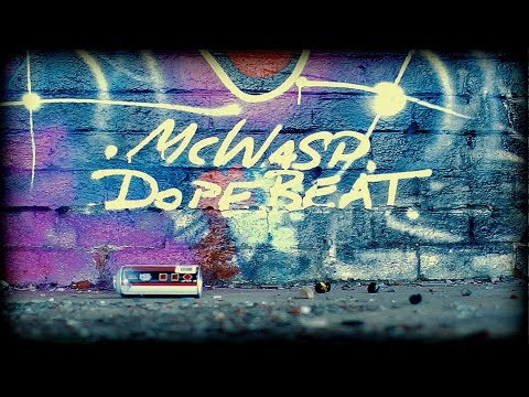 Cover art: MC Wasp - Fossil ft. Dopebeat by