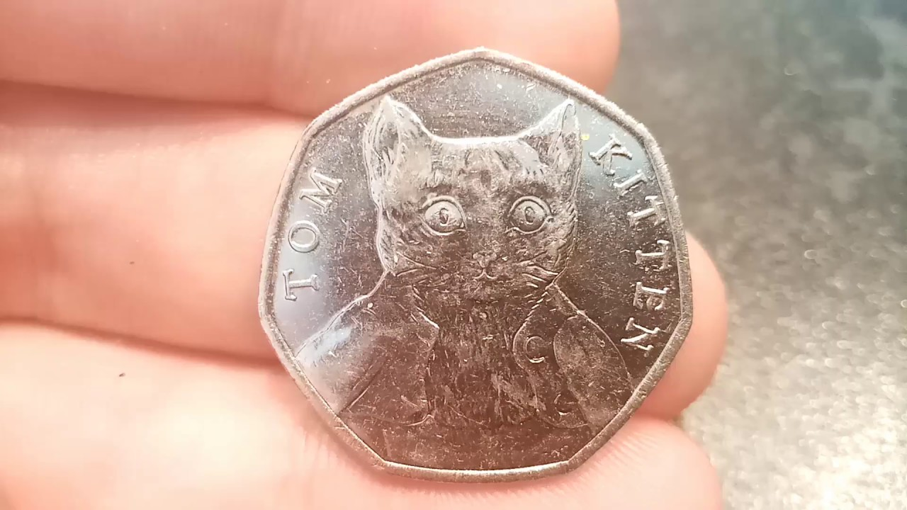 Is The Tom Kitten 50p Worth Anything Youtube