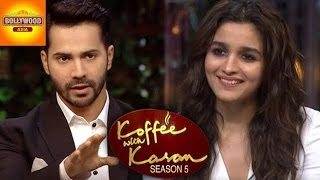 Alia Bhatt & Varun Dhawan To Be Back On Koffee With Karan Couch? | Bollywood Asia