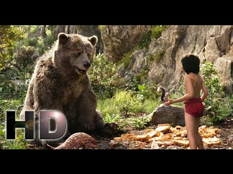 Download The Jungle Book (2016) - Mowgli Use Trick And Break honey For Baloo | Hollywood MovieClips In Hindi