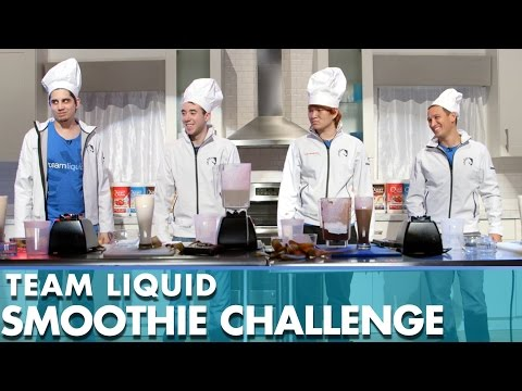 Team Liquid Smoothie Challenge