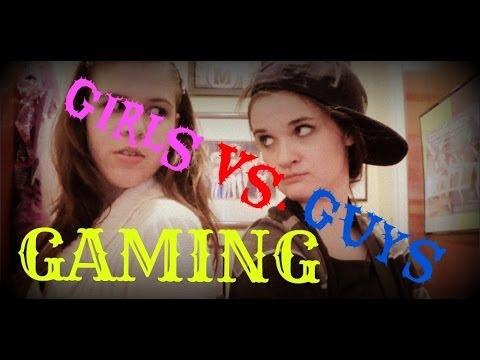 guys vs. girls (GAMING)    Kaylee ft. Olivia