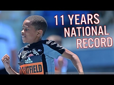 Thumbnail: The Fastest Kid In The World | U12 ● 2017