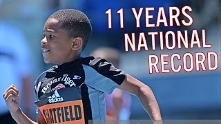 The Fastest Kid In The World | U12 ● HD