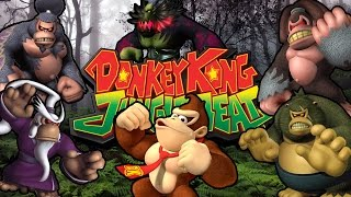 Donkey Kong Jungle Beat - 100% Longplay