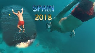 SPAIN 2018 - TRAVEL VIDEO