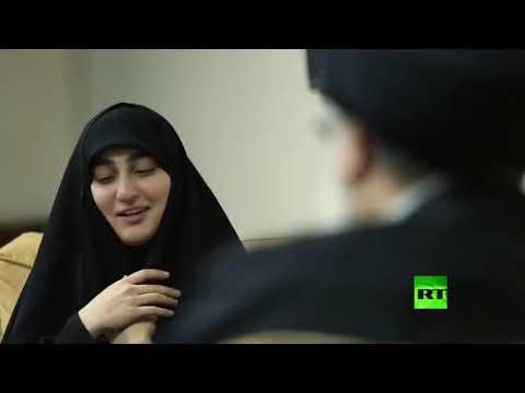حسن نصر الله يلتقي ابنة قاسم سليماني  - نشر قبل 3 ساعة