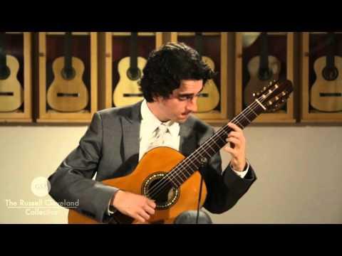Taso Comanescu - Rumores de la Caleta (c. 1912 Manuel Ramirez)