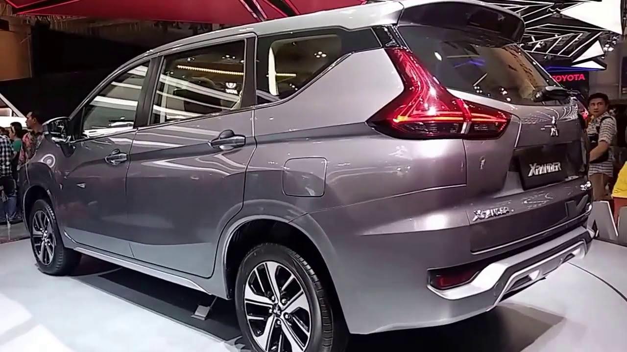 Mitsubishi Expander XPANDER Di Gaikindo International Auto