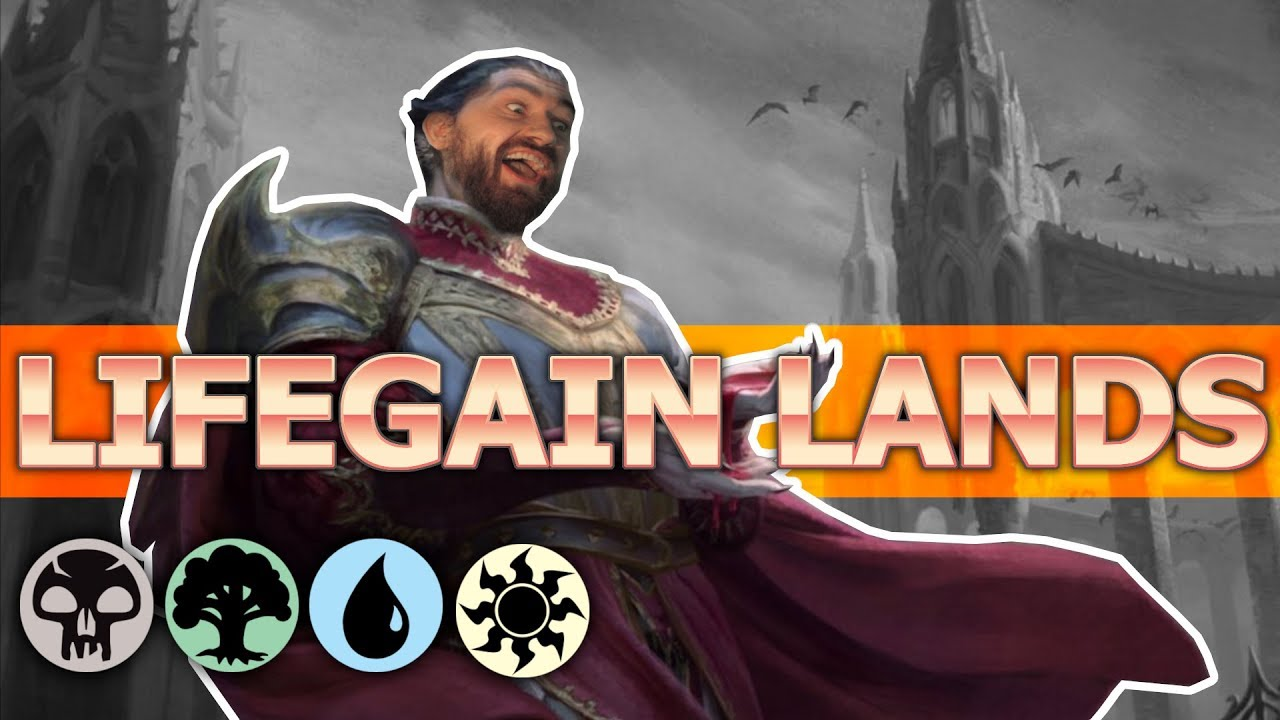 YAROK DOUBLE TRIGGER!! Lifegain Lands Standard MTG Arena
