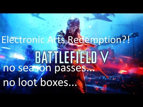 EA's Redemption -- Battlefield V -- Game of the Year Potential