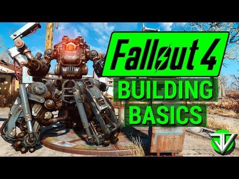 FALLOUT 4: Robot Companion CUSTOMIZATION Guide! (The Basics of Building Robot Companions)